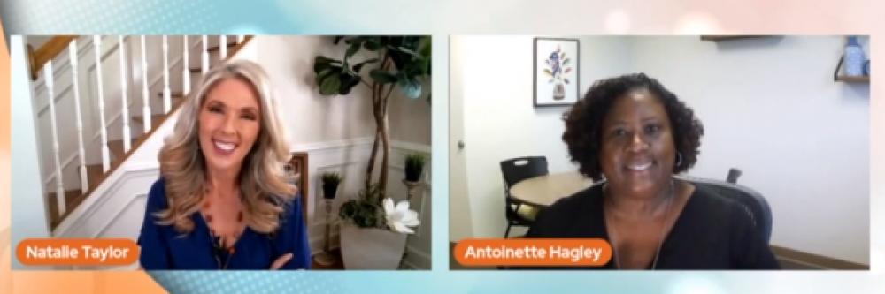Antoniette Interview